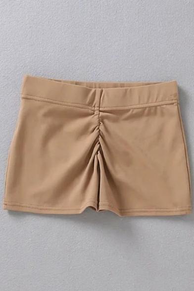 Hot Fashion High Waist Slim-Fit Super Skinny Women's Hot Pants