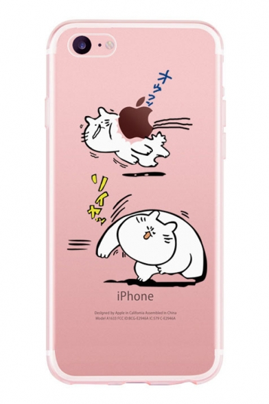 newest collection 15169 62cf1 Cute Cat Japanese Printed Mobile Phone Case for iPhone