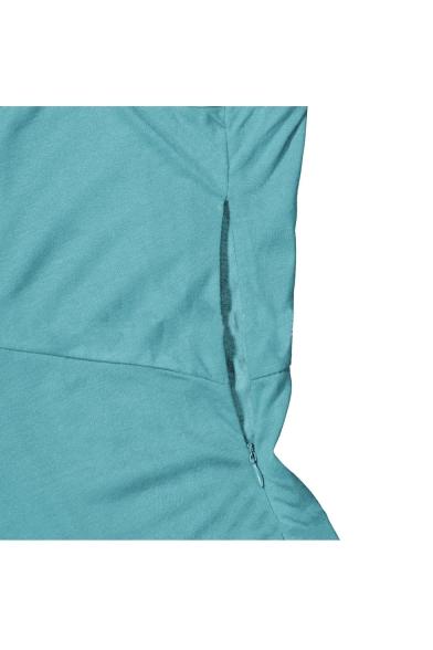 Comfort Spaghetti Straps Plain Sleeveless Maxi Cami Dress