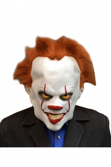 Terror Halloween Series Clown Mask