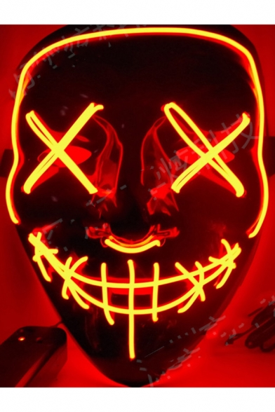 Cool Halloween Series LED Light Mask