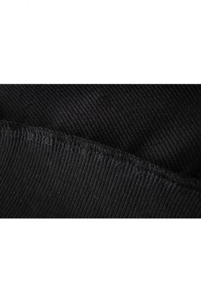 Fashion Woman Print Round Neck Long Sleeve Pullover Sweatshirt