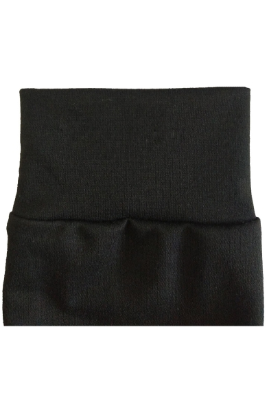 Round Neck Long Sleeve Eye Sequined Sweatshirt Top Elastic Waist Pants Co-ords