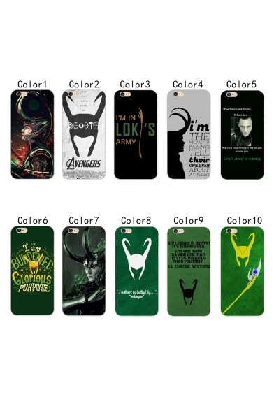 sneakers for cheap cfd7f 15a9f New Stylish Loki Venom Series Printed Soft Mobile Phone Case for