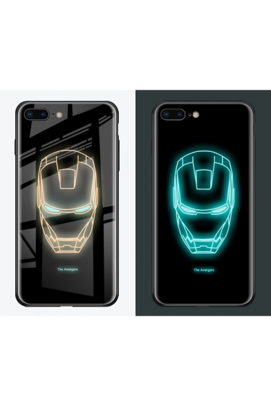 uk availability 82b10 0b0a6 New Arrival Cool Luminous Venom Glass Mobile Phone Case