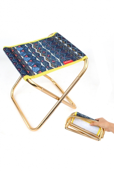 Small Folding Chair Portable Lightweight Waterproof Oxford Outdoor