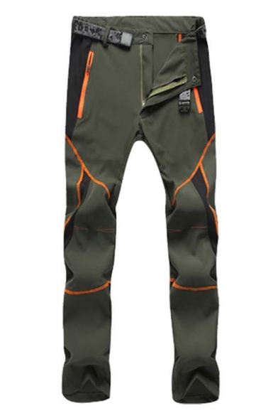 Fashion Outdoor Breathable Quick Drying Waterproof Hiking Pants