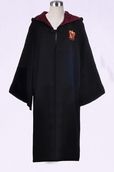 Harry Potter Gryffindor Cosplay Costume Magic Robe Cloak Halloween Costumes Cape