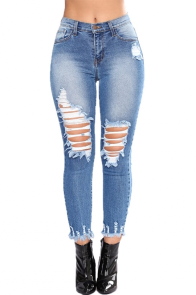 Women' Popular Fashion Jeans