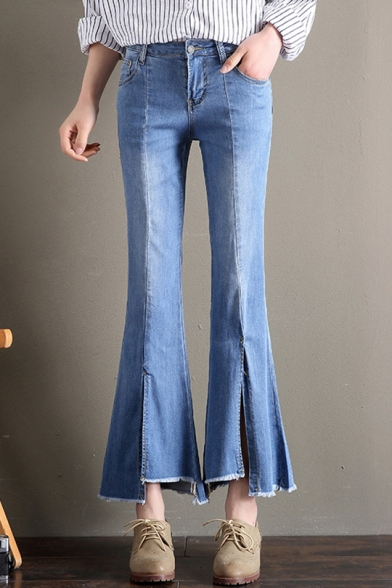 Image result for women Flares Jeans