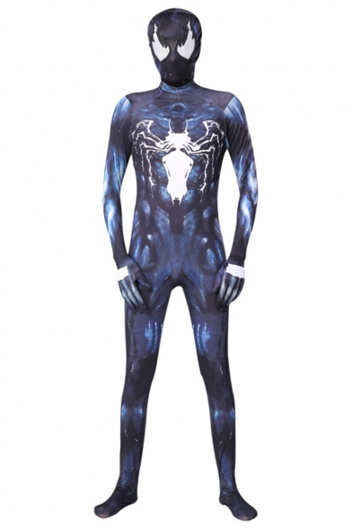 Popular Cosplay Costume Battle Suit Slim Fitted Bodysuit Jumpsuits