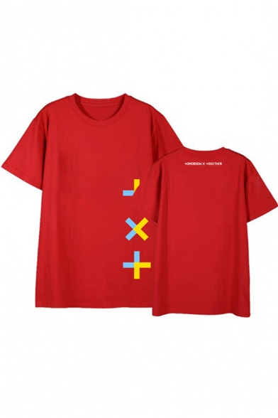 TXT The Dream Chapter STAR Round Neck Short Sleeve Loose Fit T-Shirt
