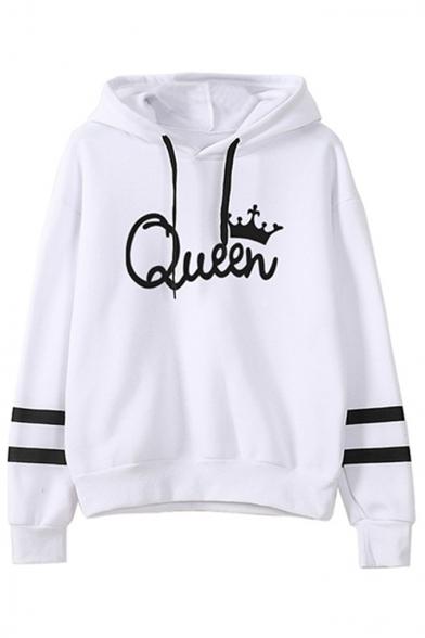Queen Hoodie Queen Crown  Unisex Hoodies Sweater