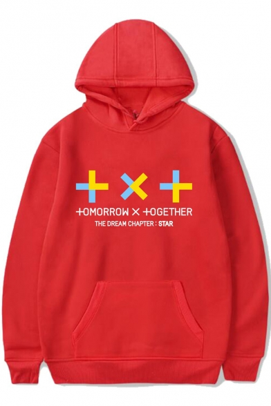 Popular K-pop TXT The Dream Chapter STAR Relaxed Fit Unisex Hoodie