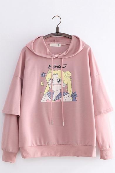 All Over Shirts Sailor Moon Sweatshirt