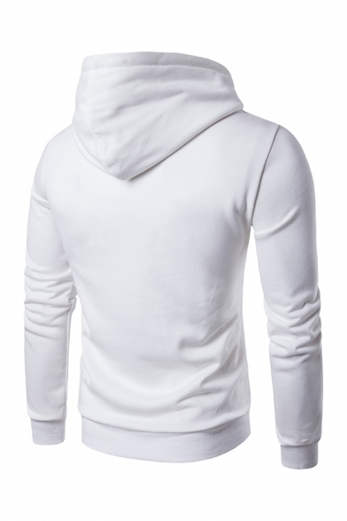 Fashion Letter BRING BACK SOME OF YOU Printed Long Sleeve Pullover Hoodie