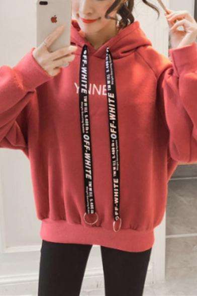 Hajotrawa Men Pullover Casual Pure Color V-Neck Long Sleeve Sweatshirts Jacket
