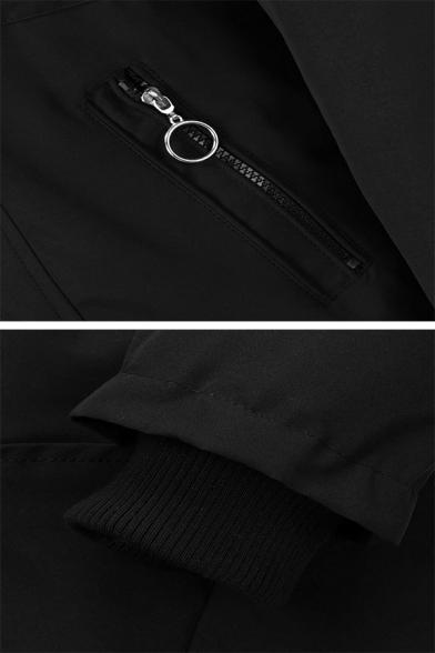 Female Winter Warm Long Sleeve Hooded Zip Button Front Pockets Side Fluff Trim Sherpa Liner Slit Back Relaxed Plain Parka Coat