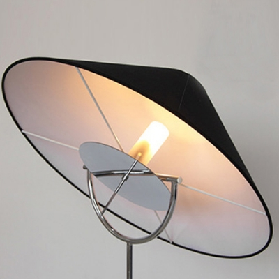"Novelty Umbrella Design 75.5""High Metal Designer Floor Lamp"