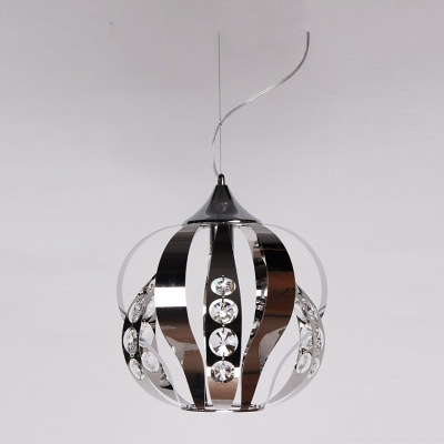Bring Powerful New Style with Incredible Contemporary Pendant Chandelier Adorned with Glistening Crystal Accents