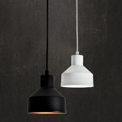 Novelty Design Designer Pendant Light Black/White 4.9