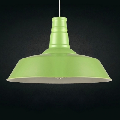 Industrial Style 1 Light Pendant Indoor Lighting Pendant