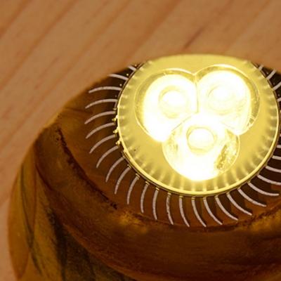Novelty Three Light Wood Designer Multi-Light Pendant With Wooden Rectangular Canopy