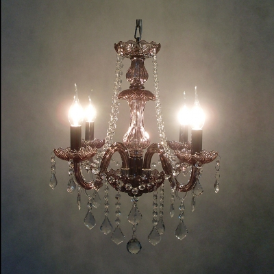 The 2nd page Fashion Style Chandeliers Crystal Lights – Brown Chandelier