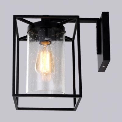 Seedy Glass Edison LED Wall Lamp