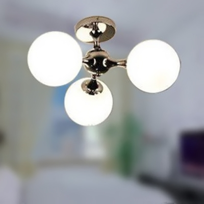 DNA Flush Mount Ceiling Light Three-light