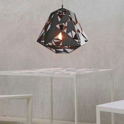 European Designed Metal Hollow-Out Pendant Light