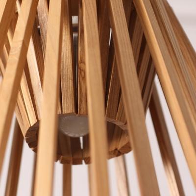 Exquisite wooden basket design modern large designer pendant light - Exquisite and modern design ...