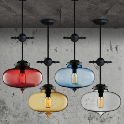 Sealed glass oval shaped industrial pendant light beautifulhalo sealed glass oval shaped industrial pendant light mozeypictures Image collections