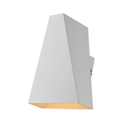 5 9 Wide Triangle Shaped Designer Wall Light Add Charming