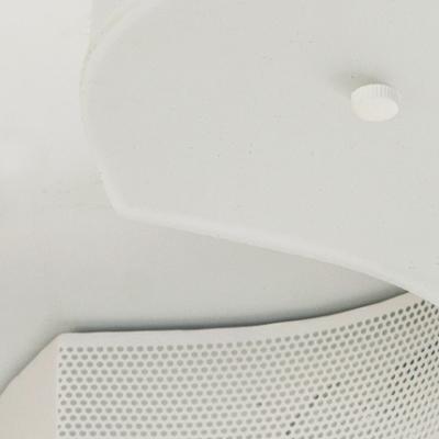 Beautiful Clover LED Flush Mount Ceiling Light In Designer Style