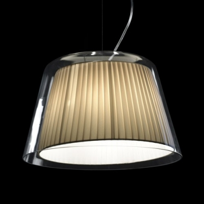 Cone Shaded Large Pendant Light In Designer Style 13