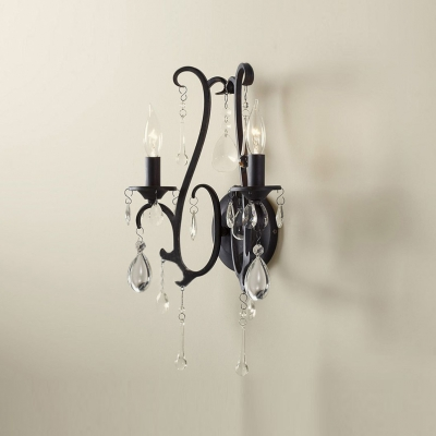 iron brass sconces holders hanging wall candle mounted sconce wrought