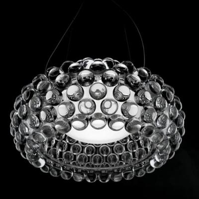 Acrylic ball clear transparent pendant light beautifulhalo acrylic ball clear transparent pendant light aloadofball Image collections