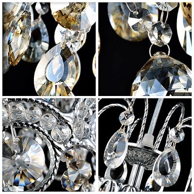 Hand Cut Crystal Beads Cascades 52.3