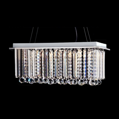 Redefine Your Living Spaces with Exceptional Modern Crystal Chandelier Design