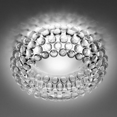 Acrylic ball clear transparent flush mount ceiling light mozeypictures Images