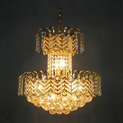 Contour gold empire luxurious 185wide 8 light crystal chandelier contour gold empire luxurious 185 aloadofball Choice Image
