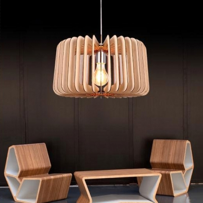 Modern 11.8u201dWide Round Wood Large Pendant Light in Designer Style & Modern 11.8u201dWide Round Wood Large Pendant Light in Designer Style ... azcodes.com