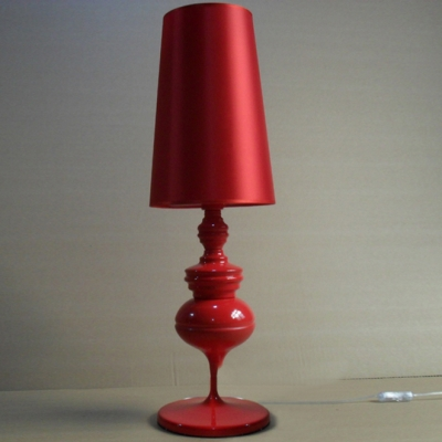 Bold Design Red Guardian Designer Table Lamp