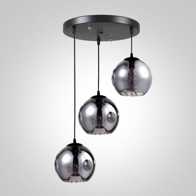 Encircled Crystal Globe 18