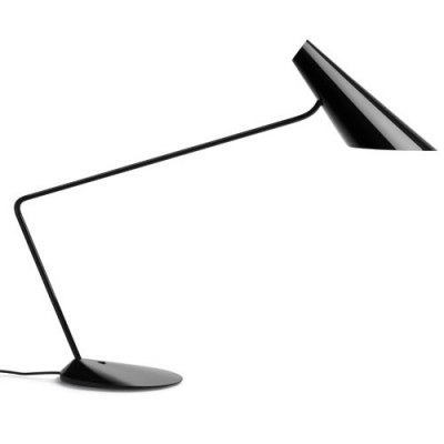 Gracefully and Elegantly Cone Shade and Round Base Designer Table Lamps