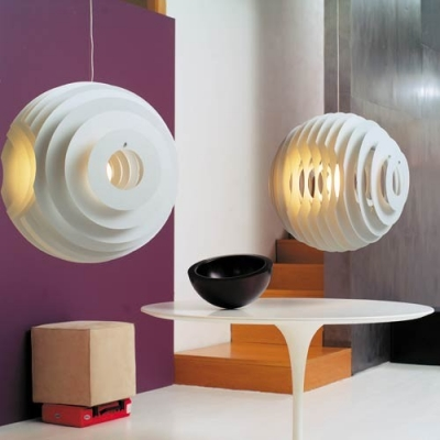 Novelty Ball Design Large Pendant Light Great for Your Dining Room