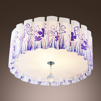Fashion Style Close to Ceiling Lights Crystal Lights - Beautifulhalo.com