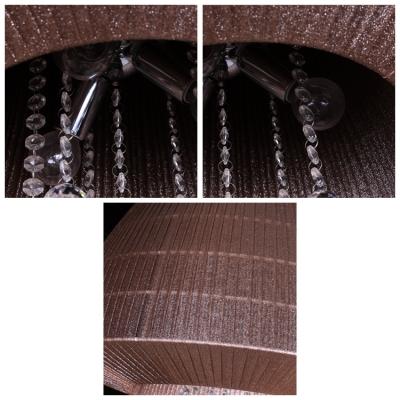 3-Light Brown Cone Tan Shade 19.6