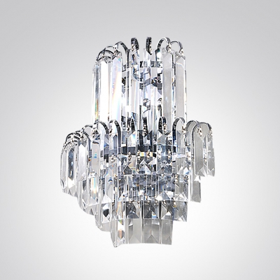 Make Your Home Shine with Contemporary Gleaming  Wall Sconce